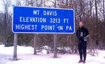 Jeff at elevation sign