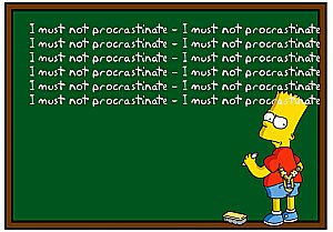 simpsons_procrastinate